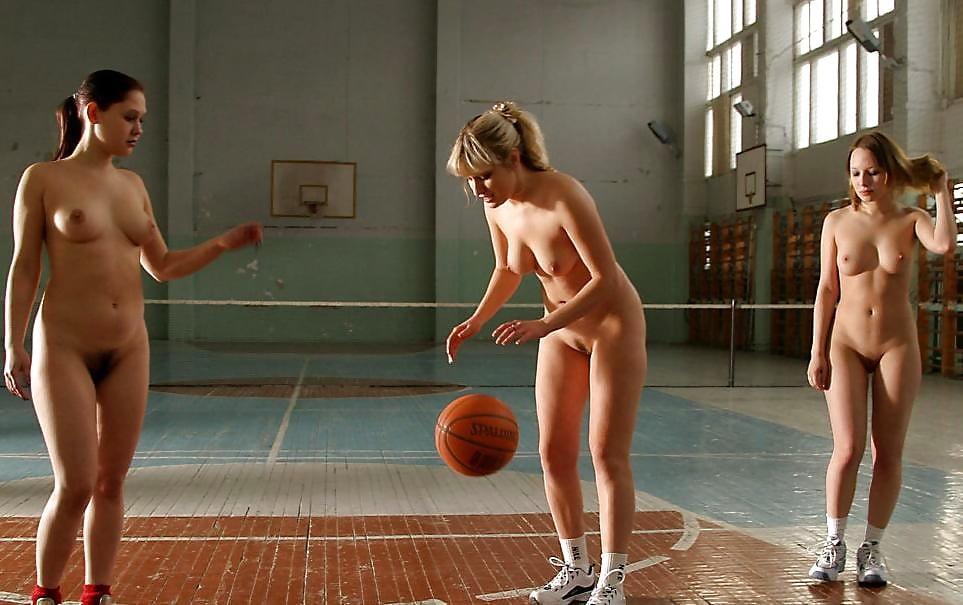 Обнаженное Спортивное Видео