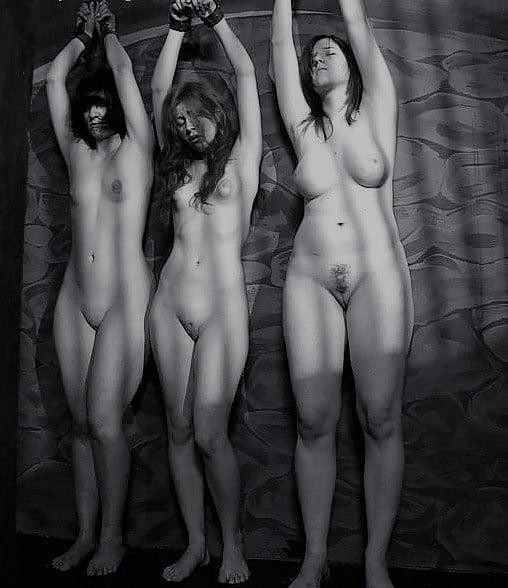 Битые Голые Девушки