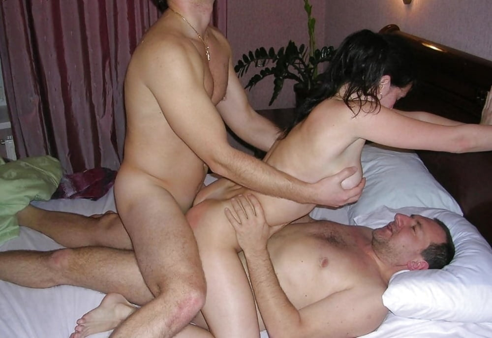 Секс Зрелых Русских В Троем
