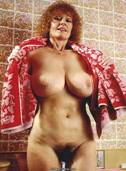 Голые Зрелые Женщины Винтаж