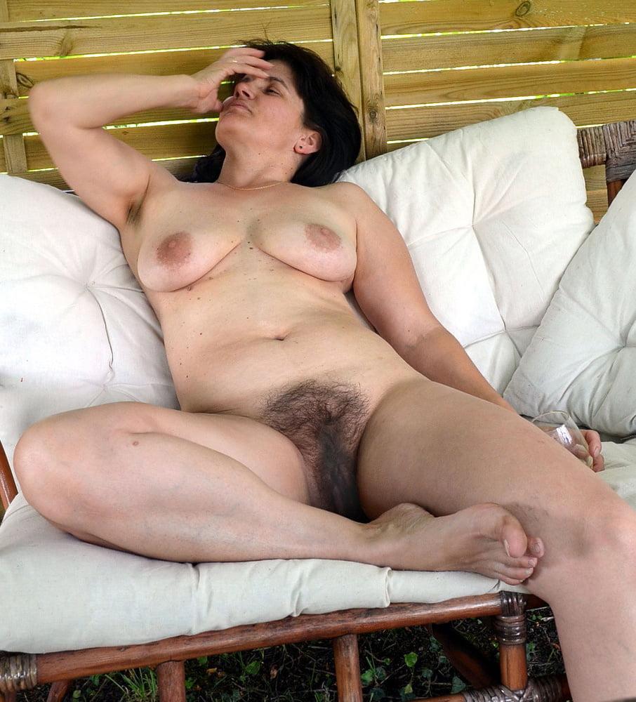 Секс Зрелых Полных Волосатых