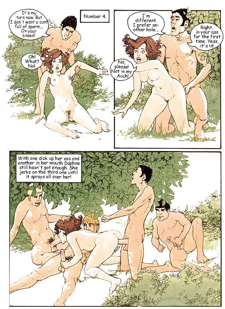 Волшебный Секс Рассказы