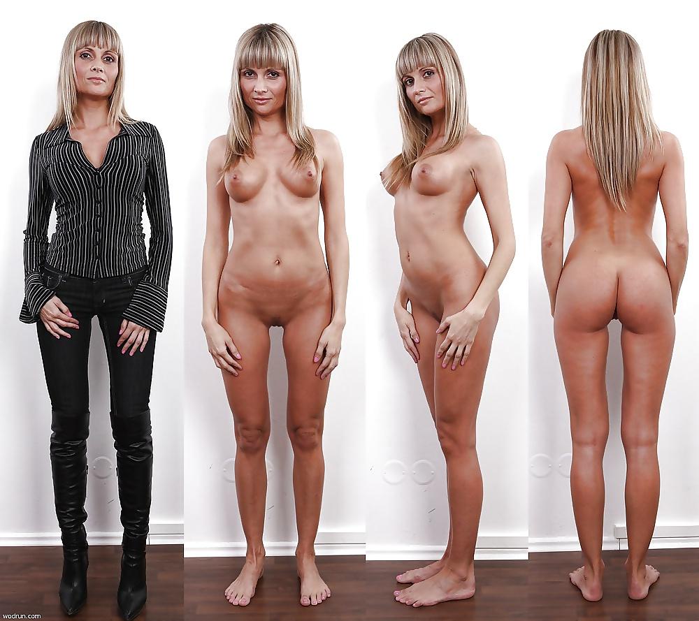 Девочки На Кастинге Показ Своих Фигур Обнаженные