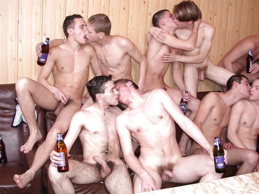 Пьяные Геи Порно