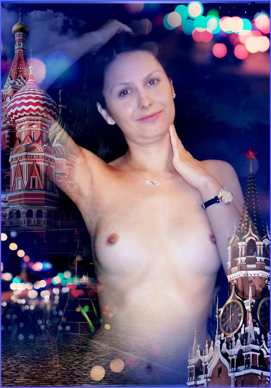 Обнаженная Елена Лисовская