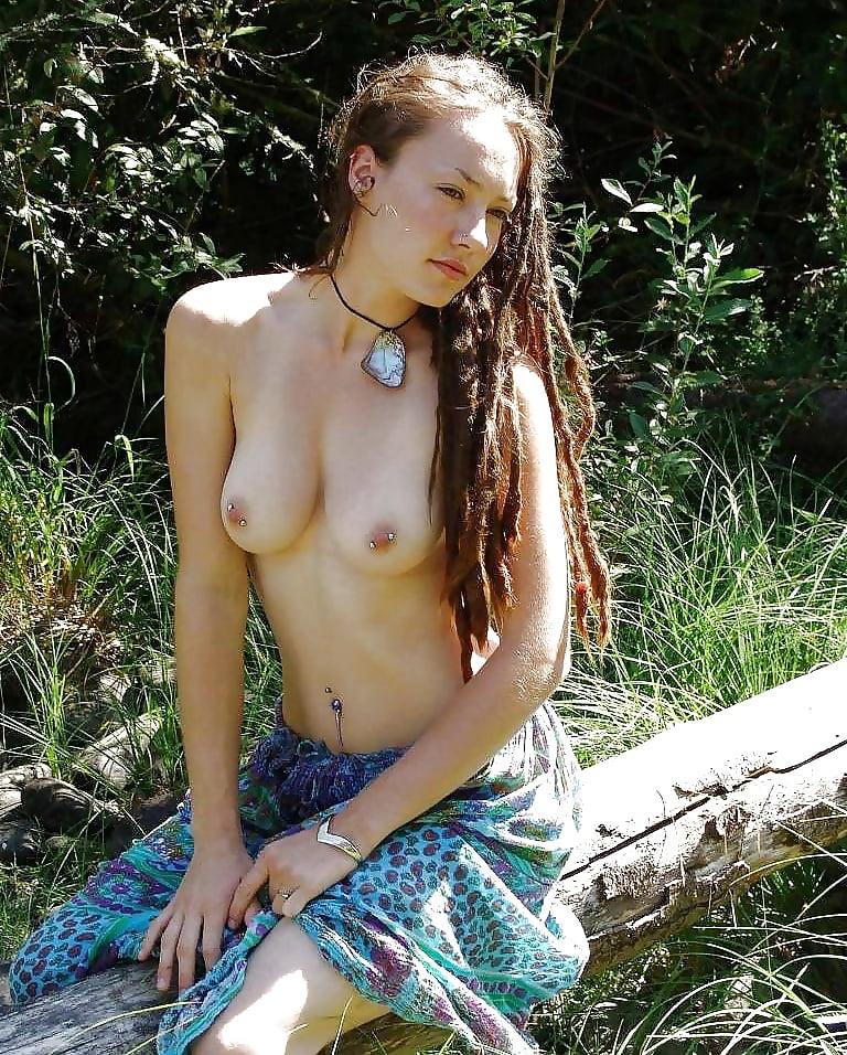 Naked Hippie Chicks