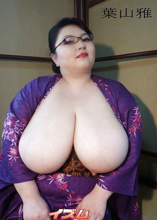 Ethnic mature chubby