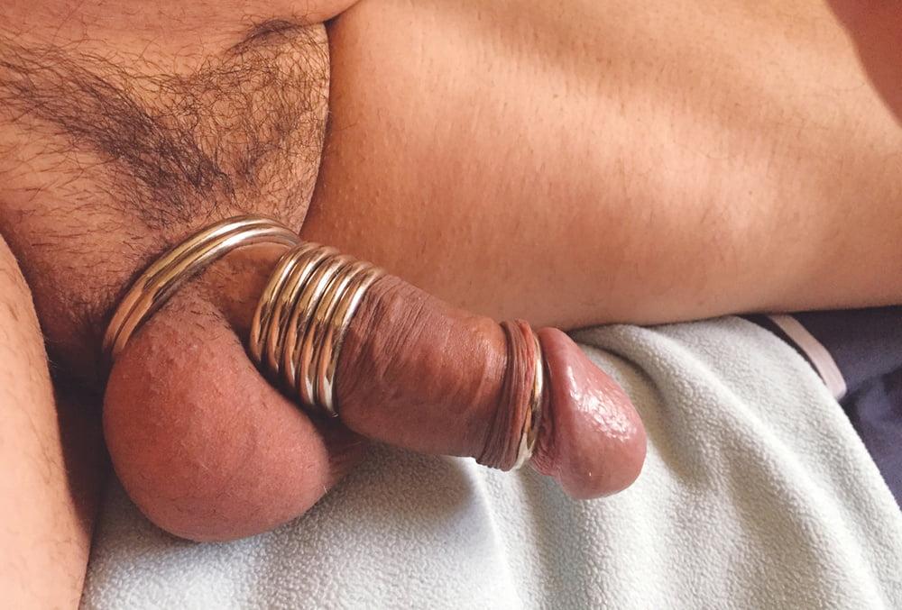 Gay cock ring sex