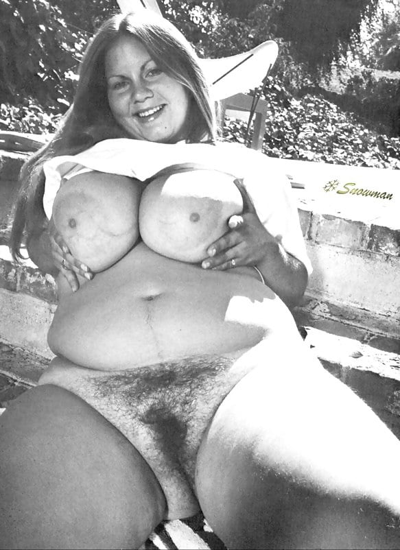 Vintage Bbw Collection