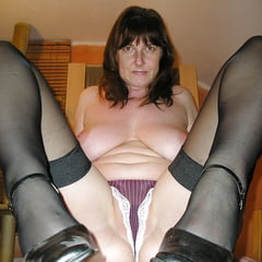amateur mature milf homemade lingerie panties
