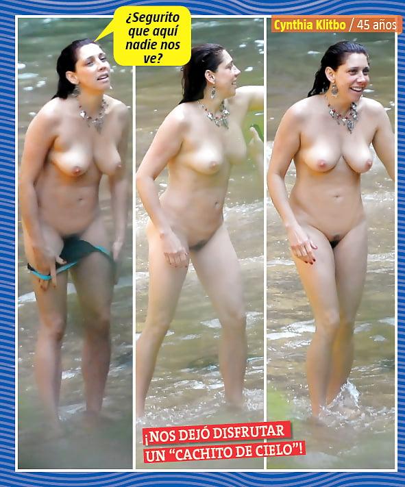 Beautiful naked cintia klitbo xxx having