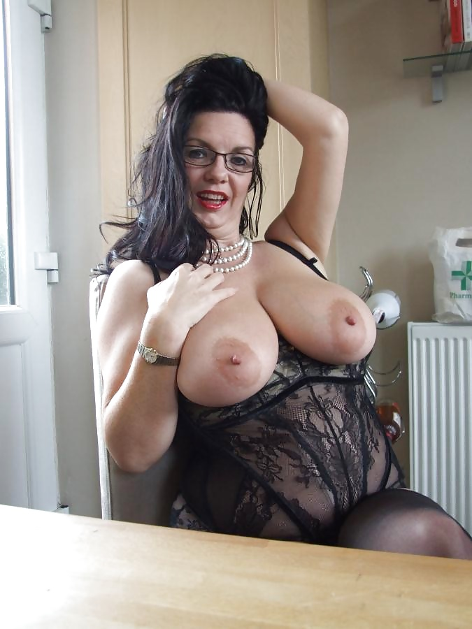 Busty chick mature sexy