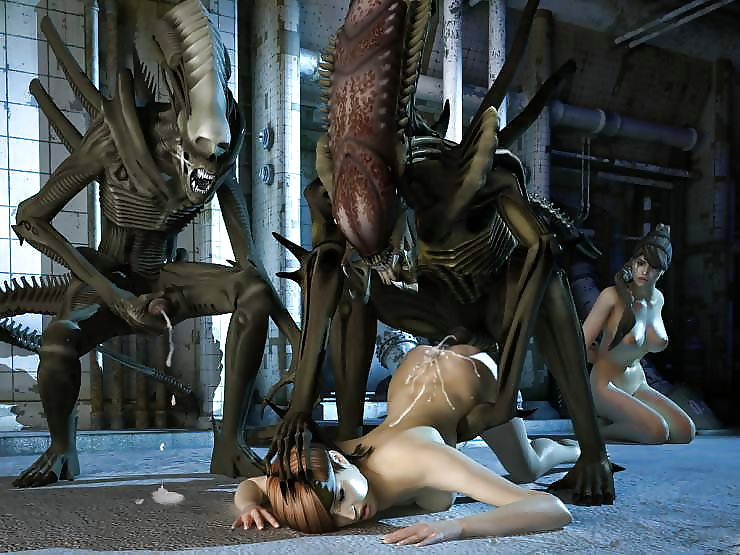 Monsters vs aliens cartoon