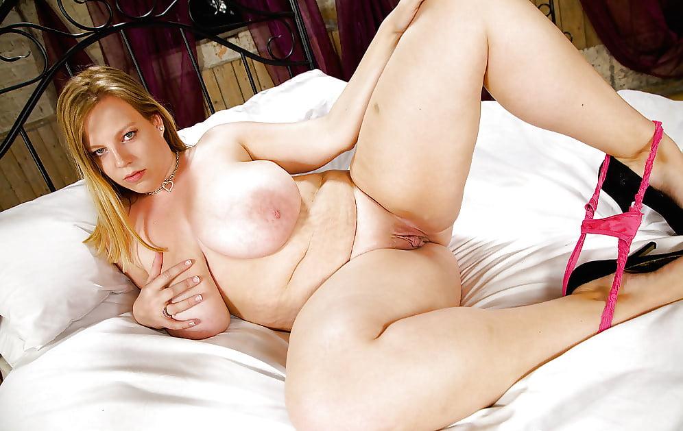 Busty british BBW porn on high quality tits