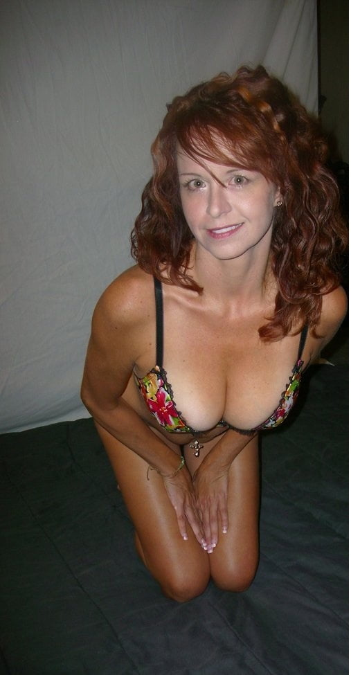 This MILF Is Red Hot!