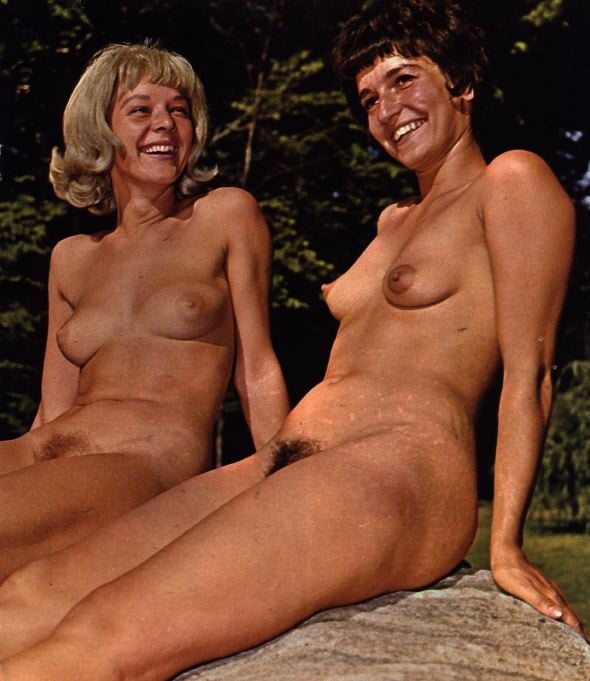 Naked people of vintage photos Vol. 16 - 27 Pics