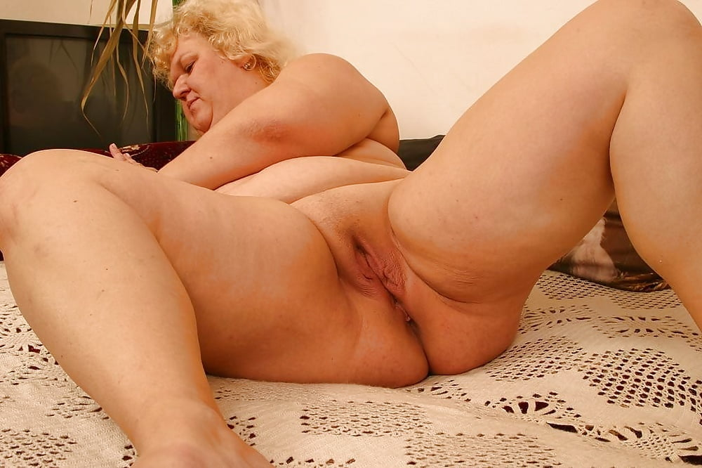 Girl blonde chubby old granny masterbating hardcore