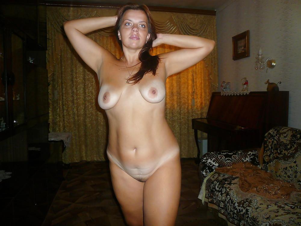 Любительские фото жены голышом — 14