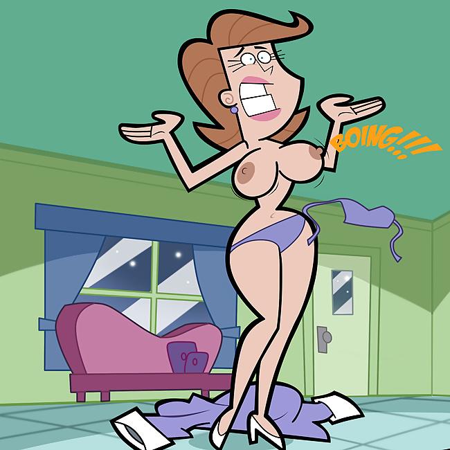 Mom Timmy Turner Naked