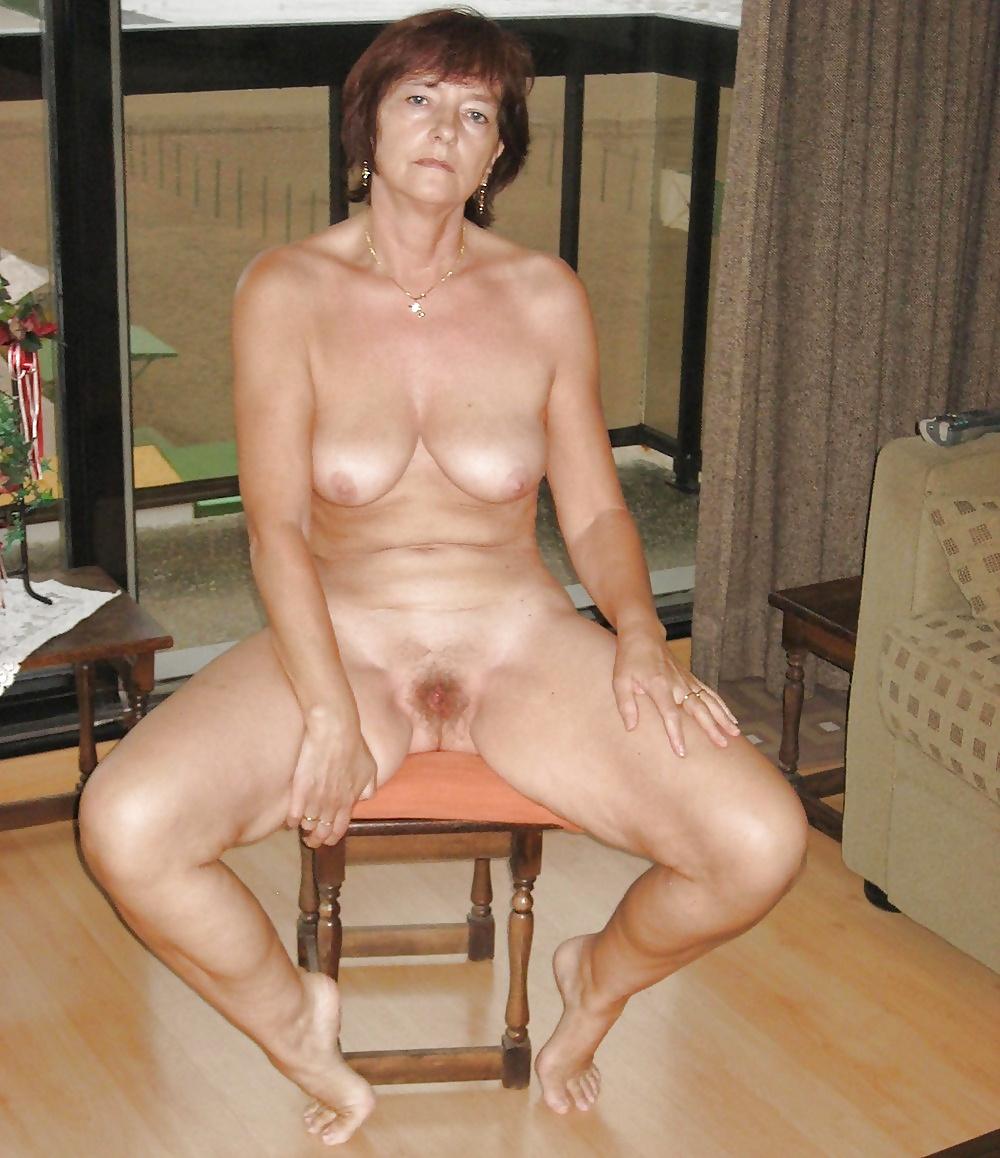 Real Naked Older Women