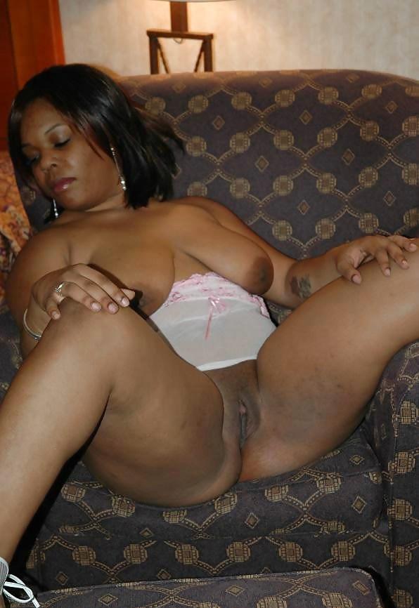 Thick mature black women