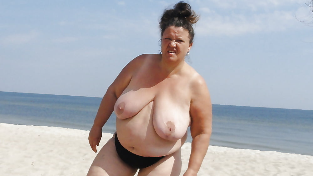 Fat tits at the beach, shemale movies hotfile