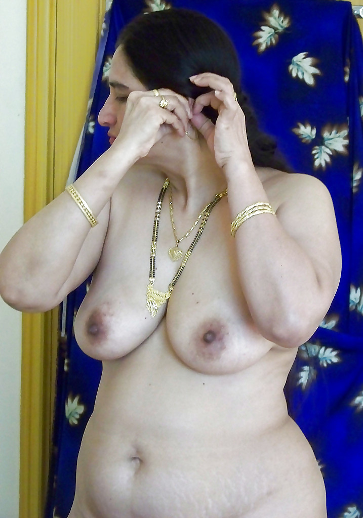 Old indian nude models
