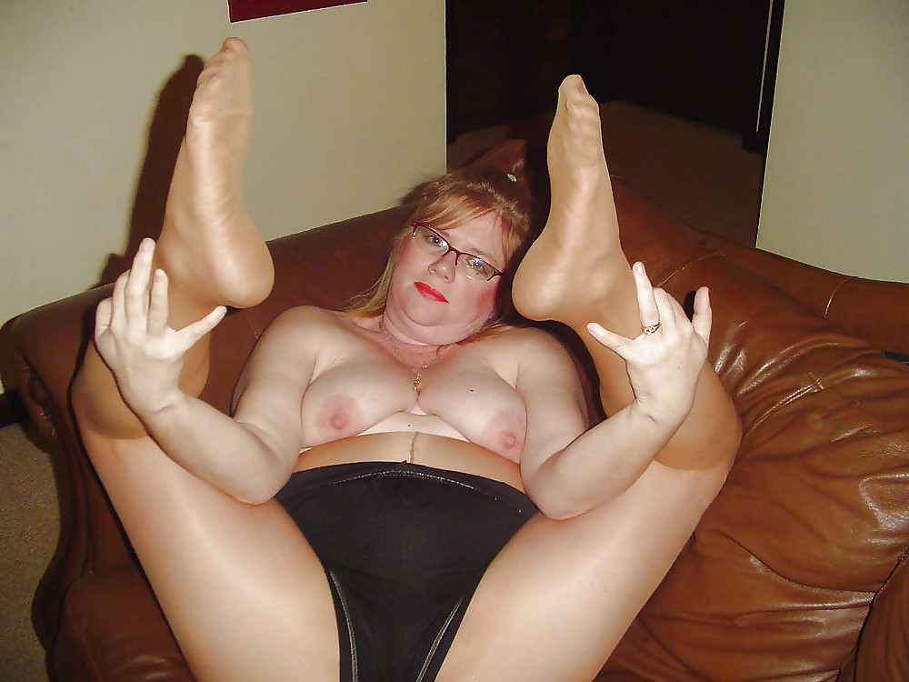 fetish pictures Nylon mature
