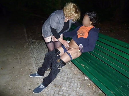 public sex with strangers
