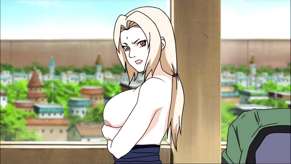 Naruto tsunade sakura porn