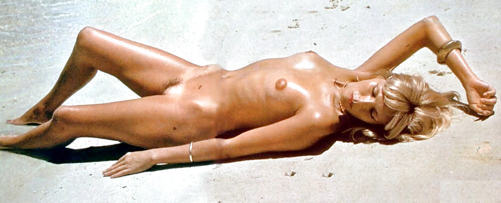Amanda lear nude in shoot inconnu topless, tits, softcore, pussy