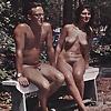 Retro Nudist fun