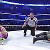 AJ Lee Pussy Lip Slip - WWE SmackDown 16-08-2013