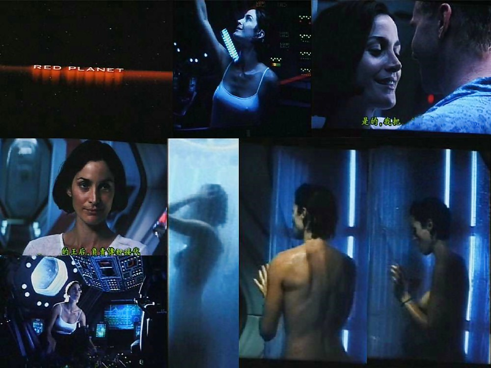 Anne carrie moss nude