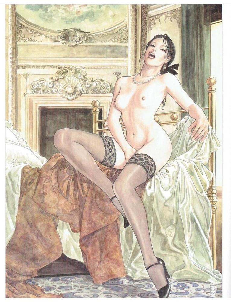 итальянская эротика женщины золотая коллекция