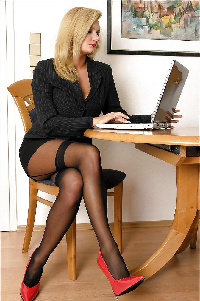 Фото сексуальные бизнес леди — img 5