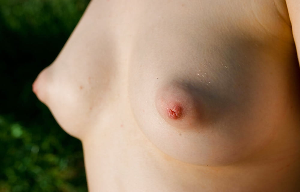 Teen girl puberty breasts 8