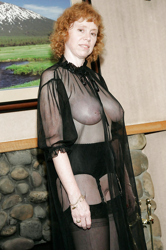 Mature redhead fabienne extreme — pic 10