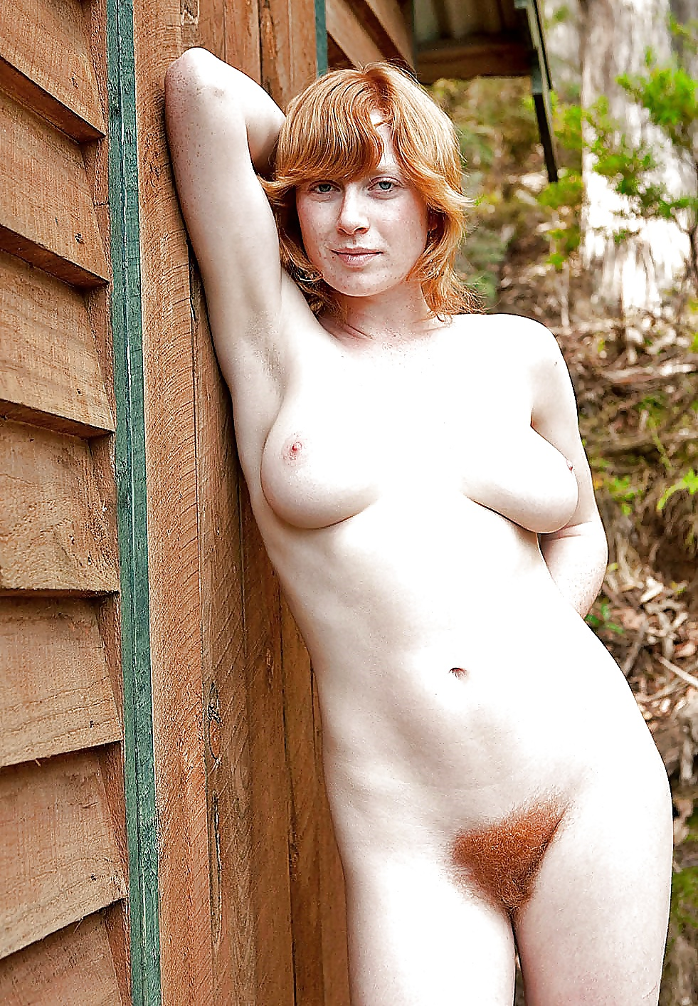 Naked redhead gallery
