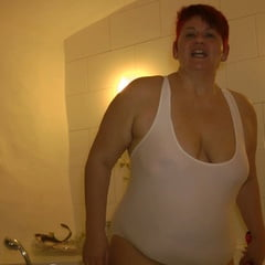 In The White SWIMSUIT In WHIRLPOOL