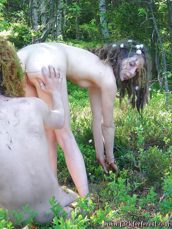 Environmental porn fuckforforest - 1 part 2