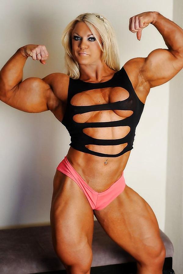 Female bodybuilder at katie morgan, ass ba sex
