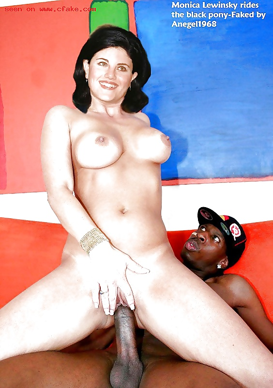 Nude pictures of monica lewinsky — img 12