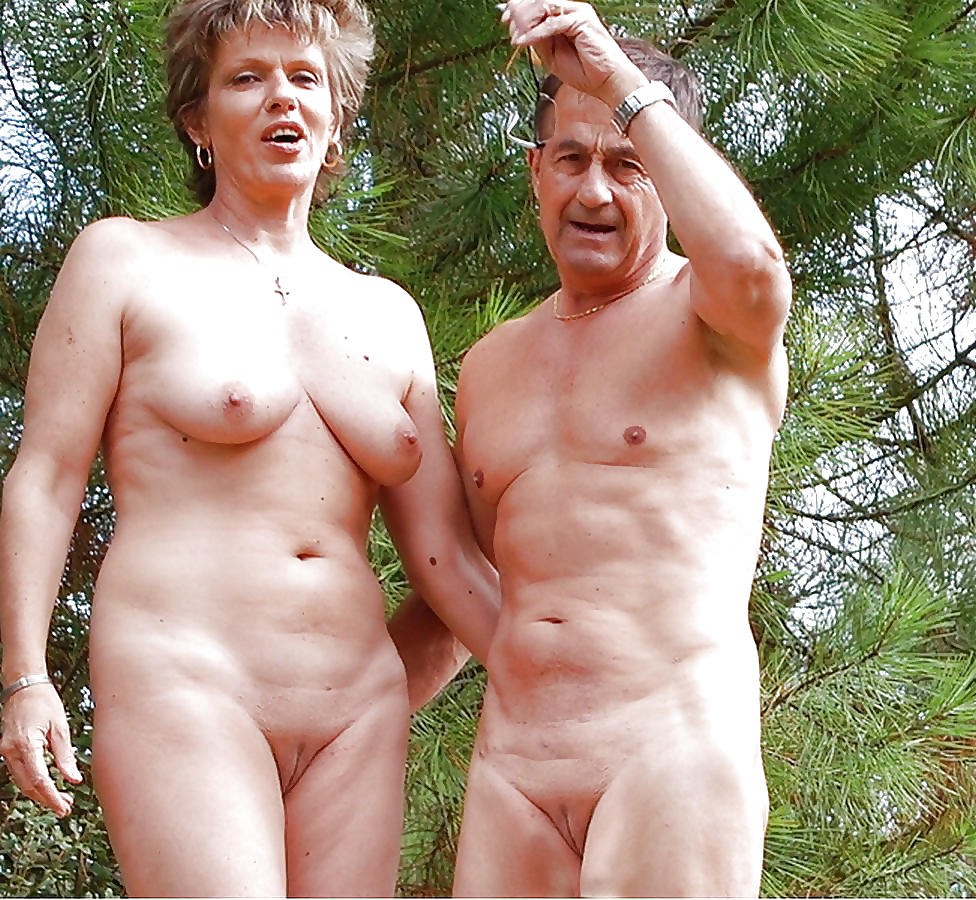Nude old couples sex — photo 9