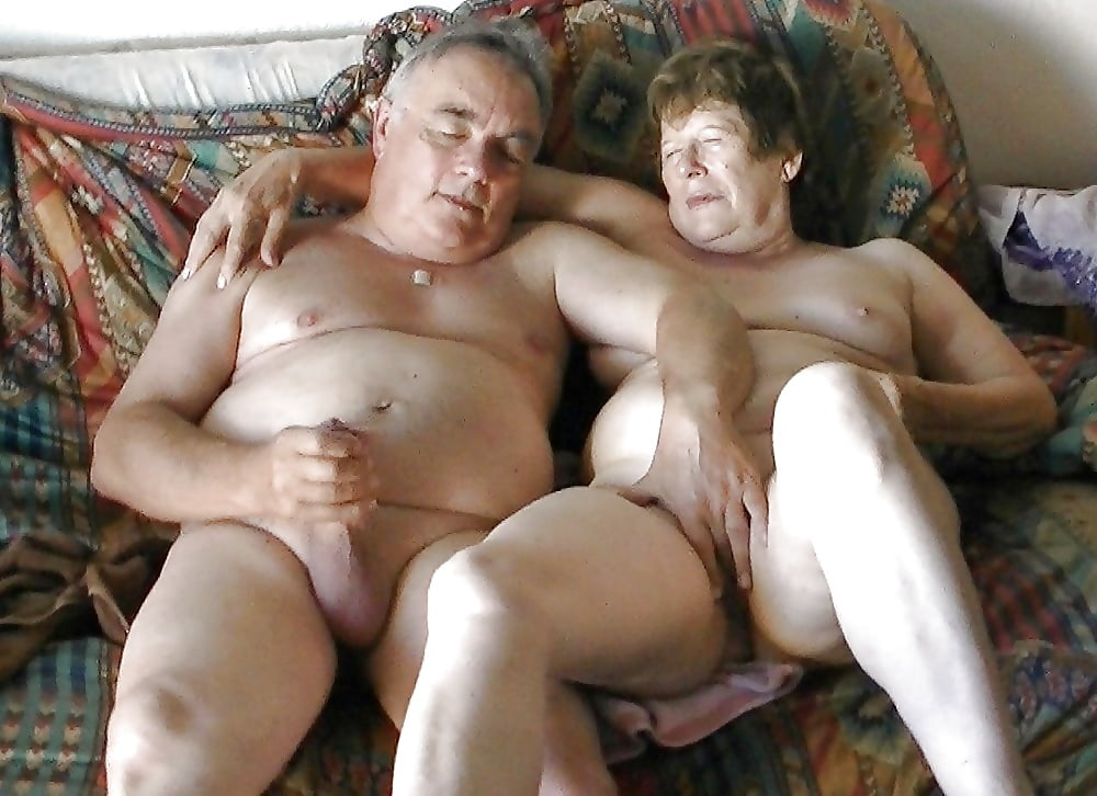 Naked granny and grandpa, sex party forum