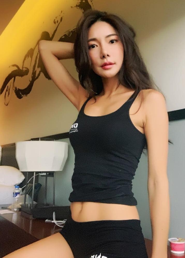 Hot sexy korean model-3164