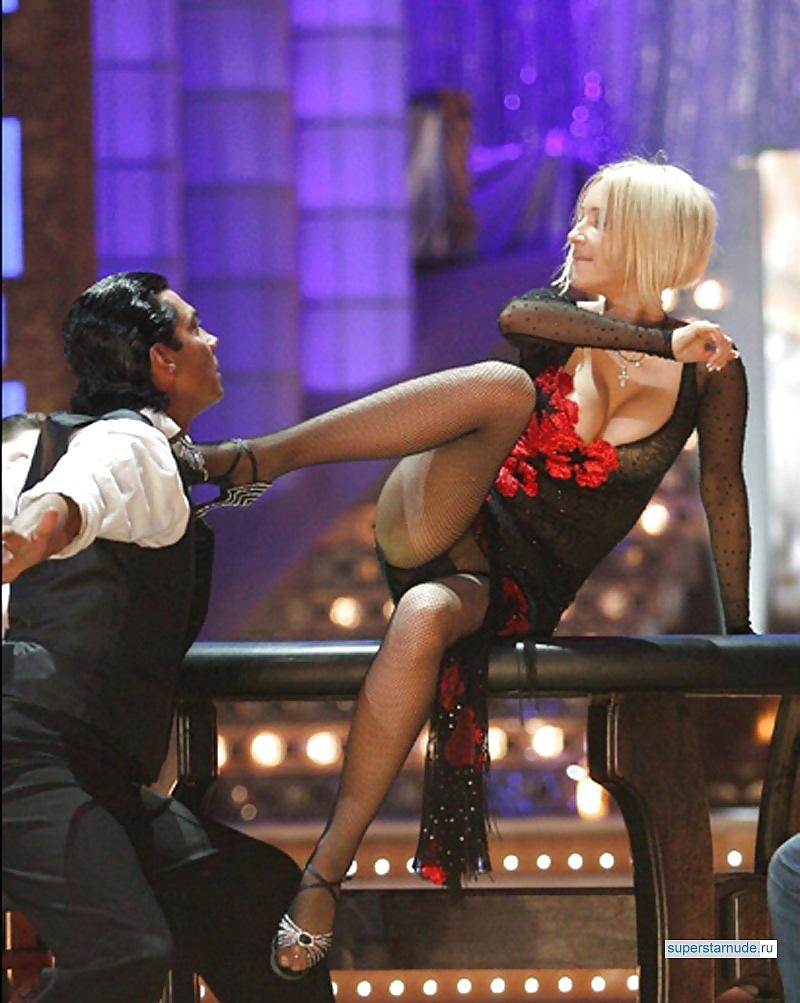 его избранное эротические танцы со звездами россии девочке обладали просто