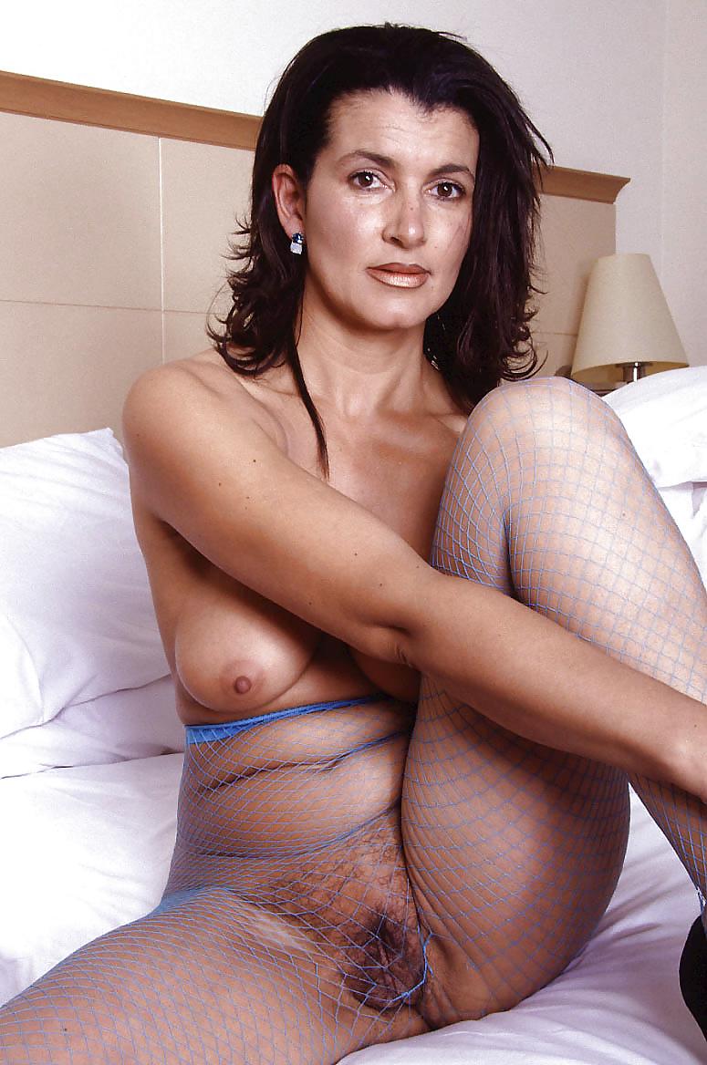 Georgina mature pornstar