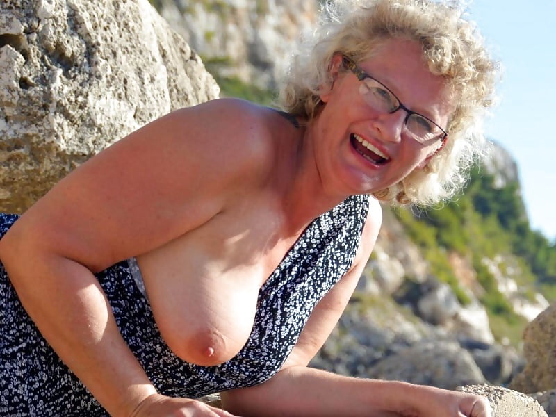 Sexy German Granny