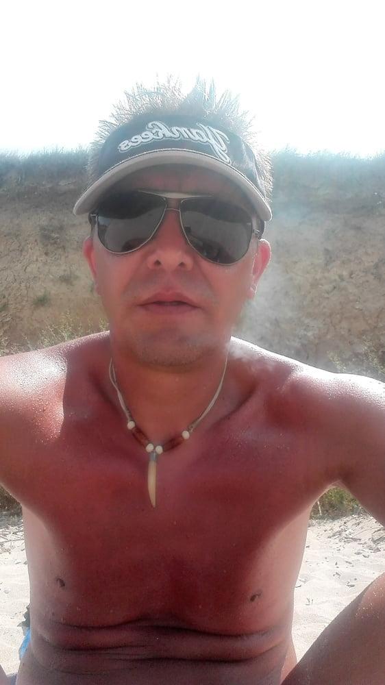 Nude beach i